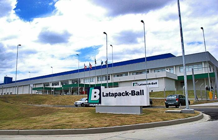 Latapack-Ball – Programa de Estágio 2016