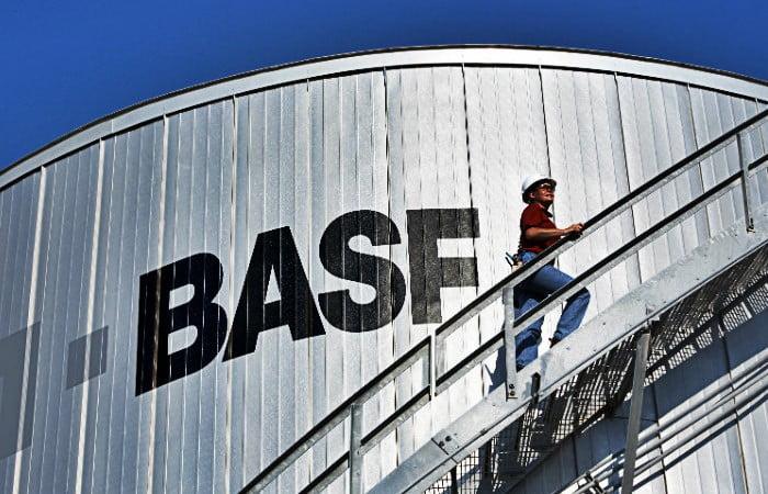 Vagas de Estágio na BASF – Área de Importação e Exportação
